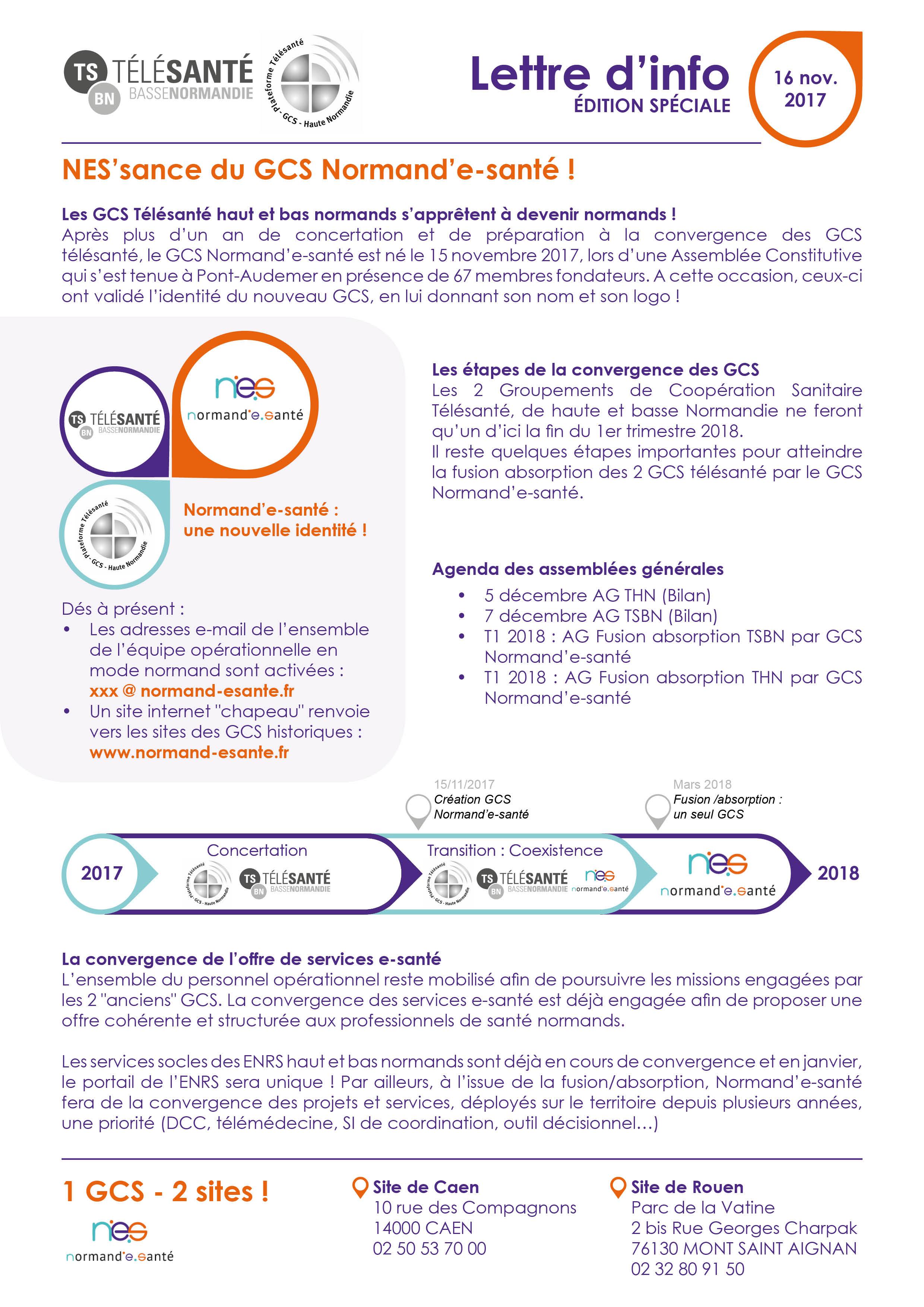 Exceptionnel Normand'e-santé FO27